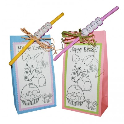 Easter Color bags