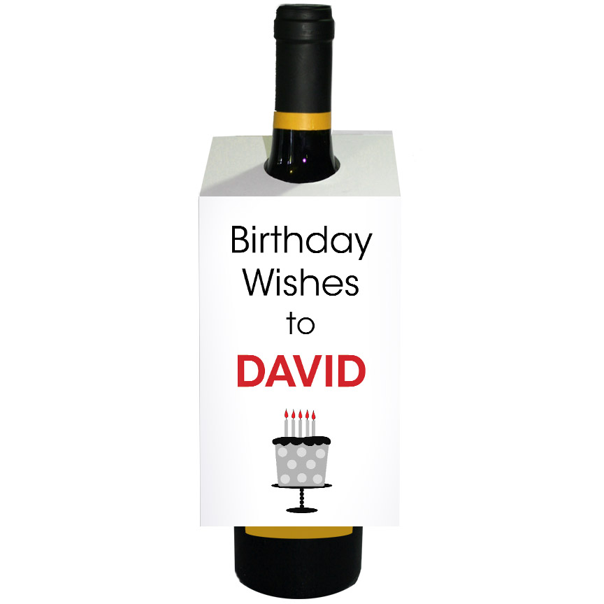 Super Bday Cake Wine Gift Tag Portrait Gift Bags Funny Birthday Cards Online Alyptdamsfinfo